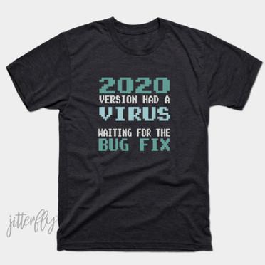 2020 version had a virus