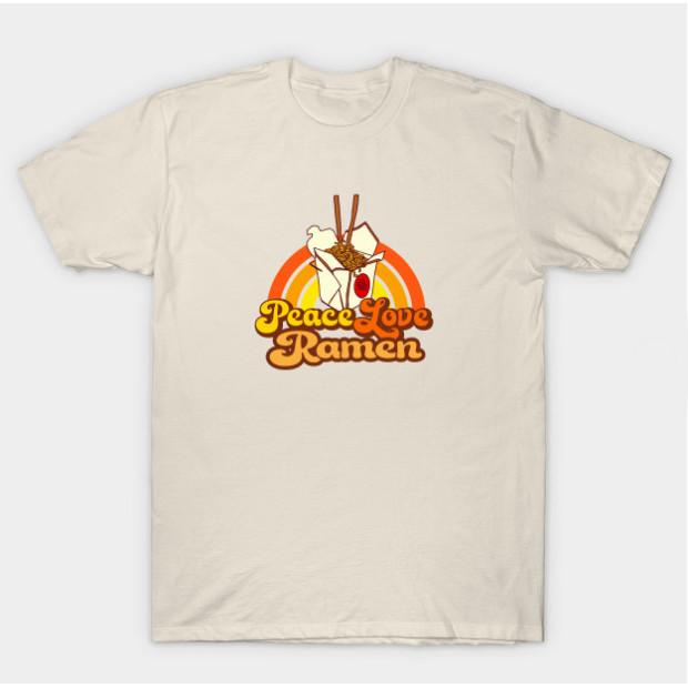 Peace Love Ramen Shirts & Gifts