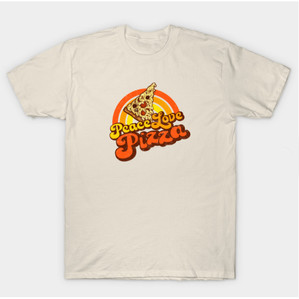 Peace Love Pizza Shirts & Gifts