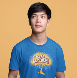 Yay Science Geek Shirt