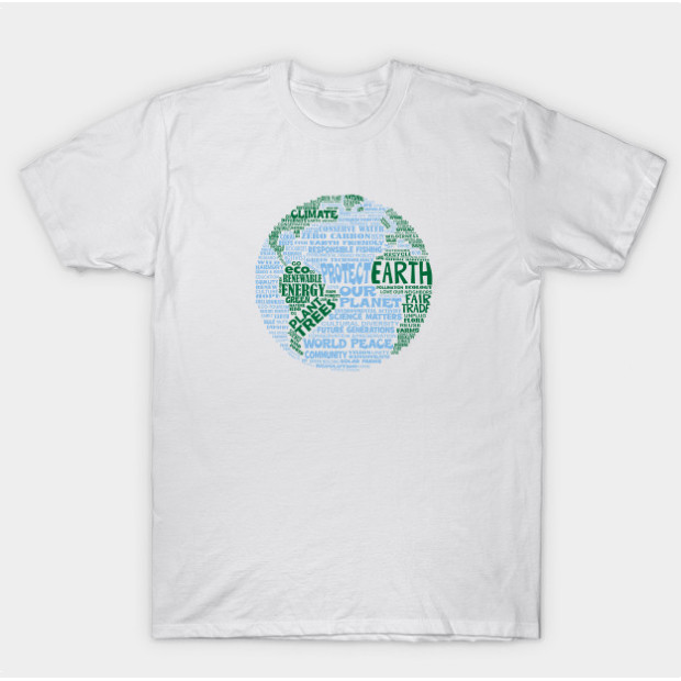 Save Earth, Protect Earth t-shirt