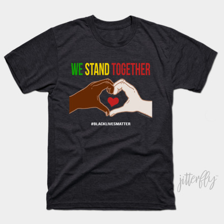 We Stand Together, BLM