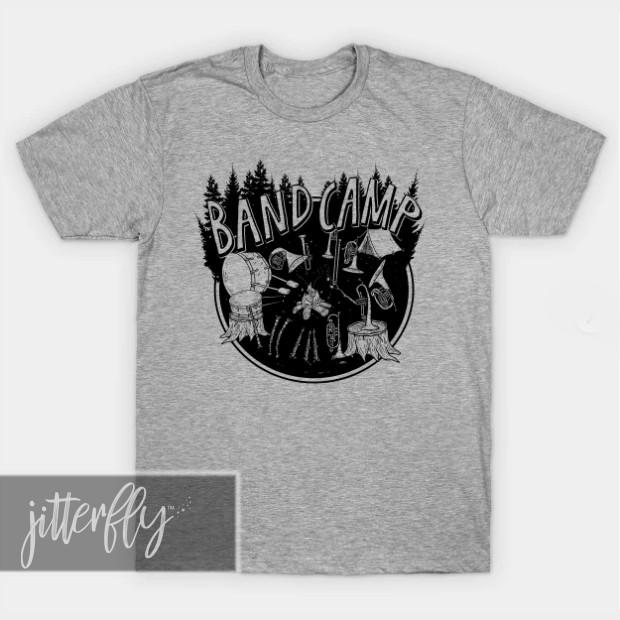 Funny Band Camp Shirt