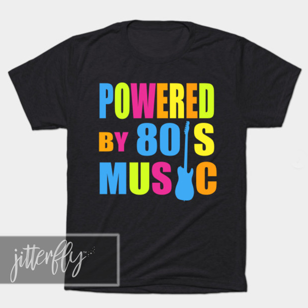 Powered By 80s Music