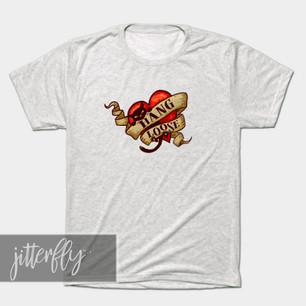Hang Loose - Tattoo Heart Cat Shirts & Gifts