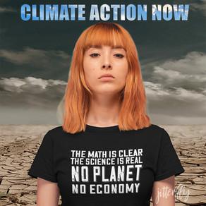 No Planet No Ecomony