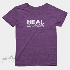 Heal the Divide T-shirt