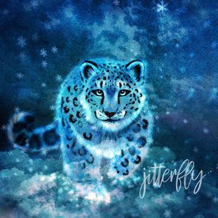 Spirit Snow Leopard