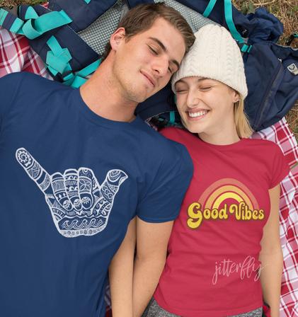 Good Vibes Shirts