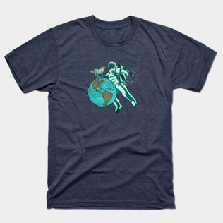 Plastic Pollution t-shirt