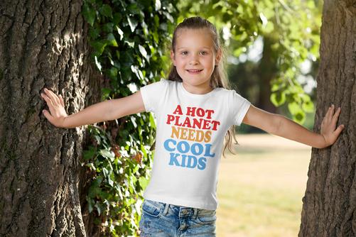 A Hot Planet Needs Cool Kids
