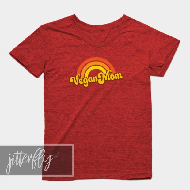 Vegan Mom Shirt