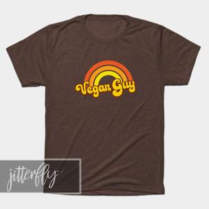 Vegan Guy Shirt