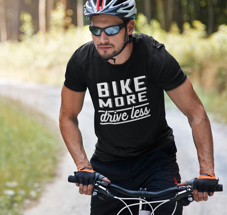 Bike More Drive Less