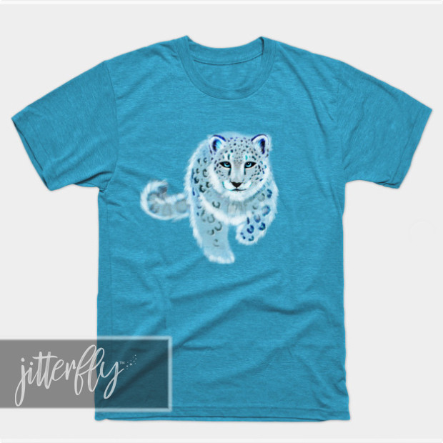 Spirit Snow Leopard Shirts & Gifts