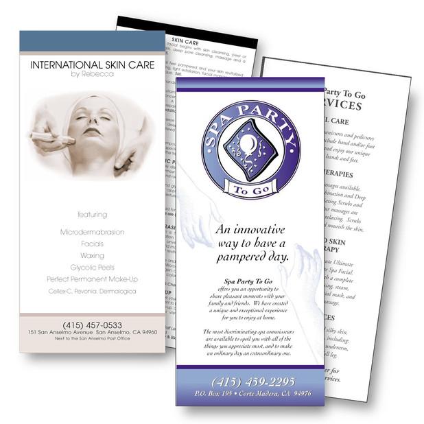 Card Rack Brochures