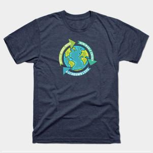 Earth Sustainability t-shirt