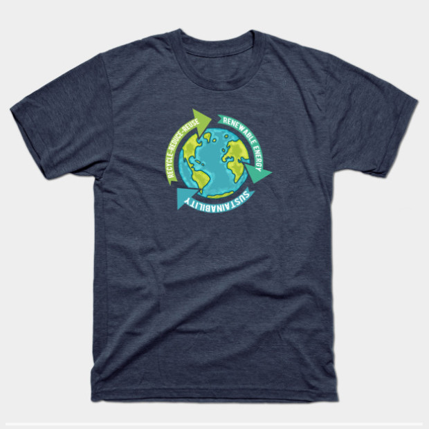 Earth Sustainability t-shirt