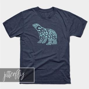 Save Polar Bears Shirts & Gifts