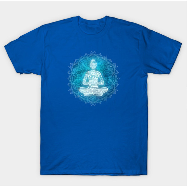 Yoga Woman Meditating Shirts & Gifts