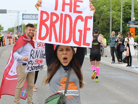 F**k the bridge: Do you remember the first time? - Maddy Savage