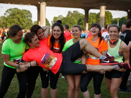 From runway to running club