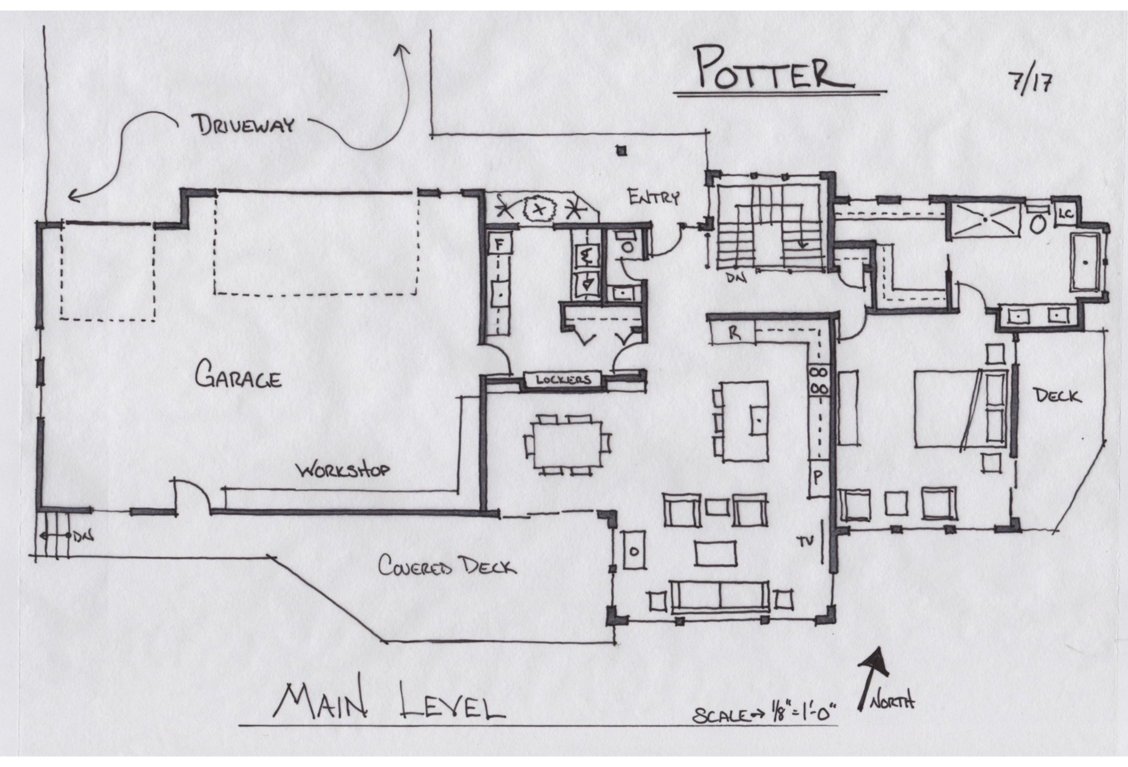 Potter Residence