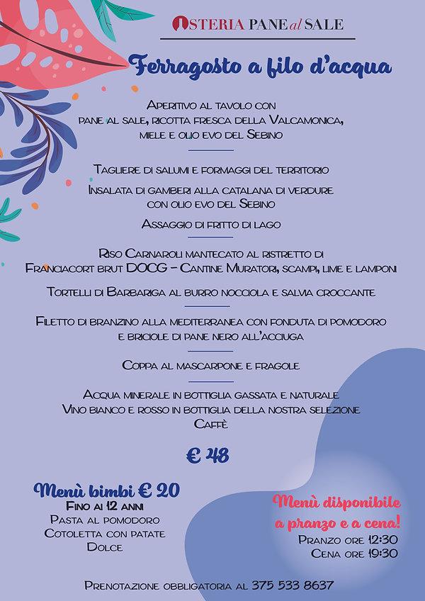 2020.07.30 - ferragosto osteria_Tavola d