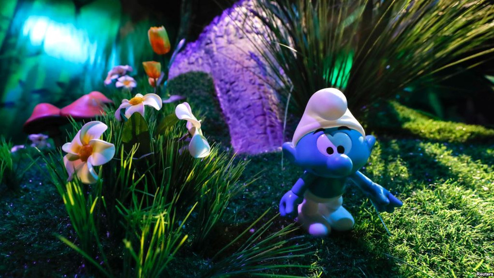 Rabbit One - The Smurf Experience Brusse