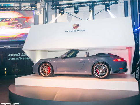Rabbitone-Official Launch New Porsche 91