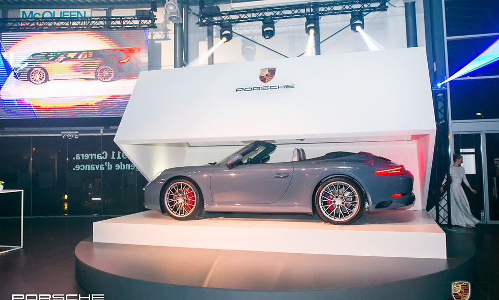 Official Launch New Porsche 911