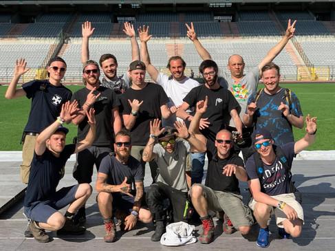 Rabbit One - Metallica Brussels 2019 - S