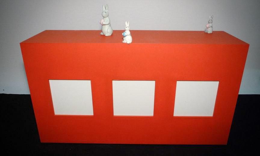 Plexi Desk