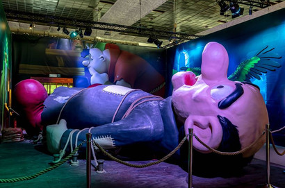Rabbit One - Smurf Experience Paris5.jpg
