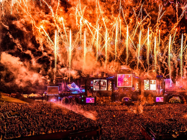 Tomorrowland 2019