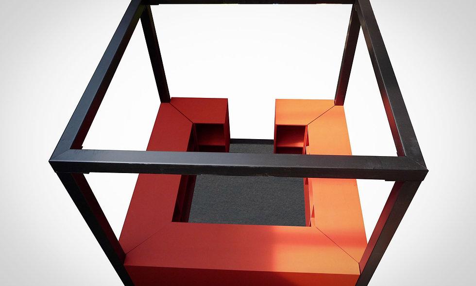 Bar Cube/Booth