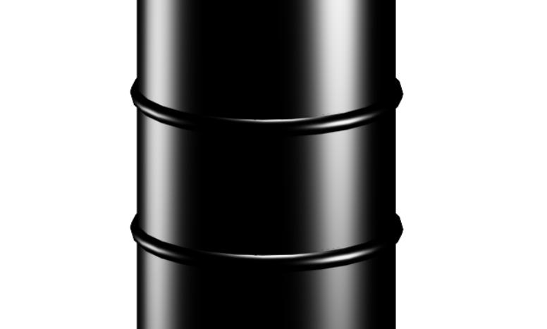 Black Empty Barrel
