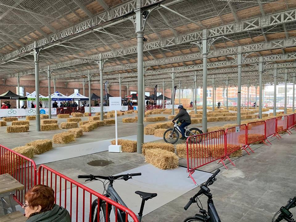 Rabbit One - E-Bike Test Event Antwerpen