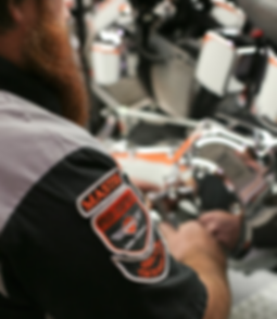Google Virtual Tours Atlanta motorcyle shop harley davidson stone mountain