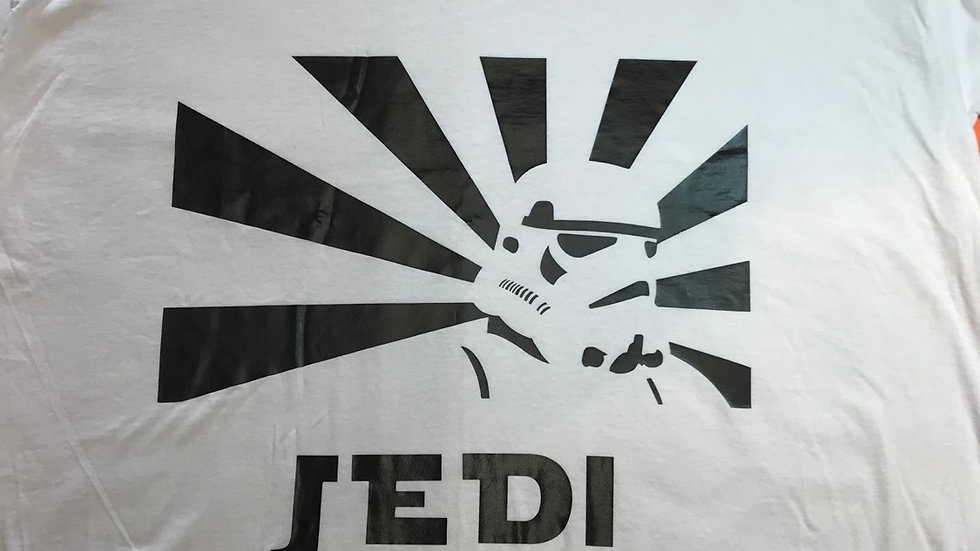 Too Fly for a Jedi