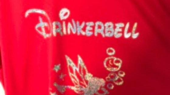 Drinkerbell Tee