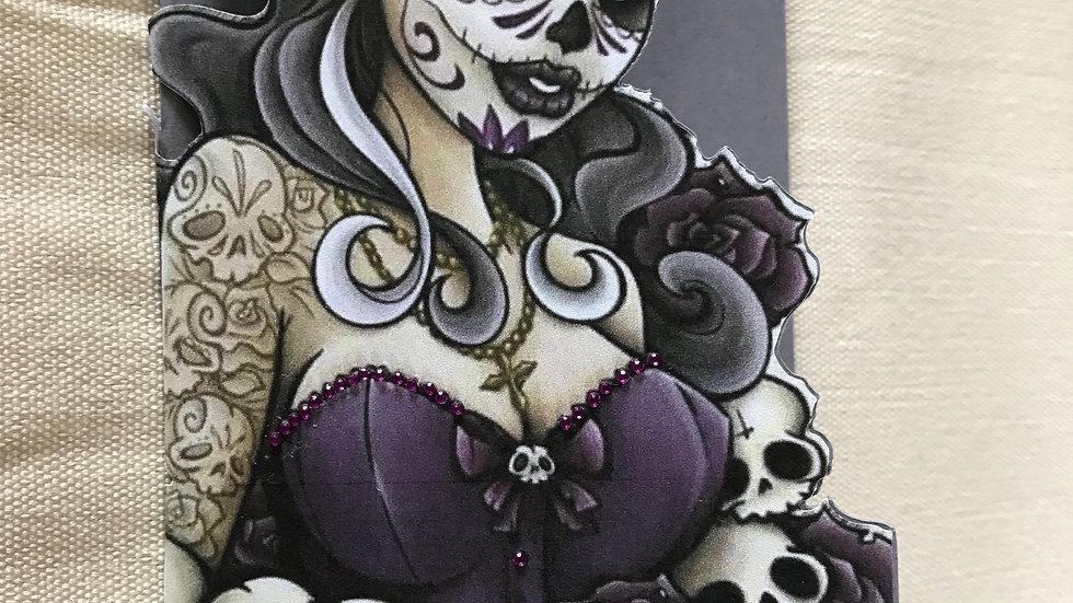 Goth Card