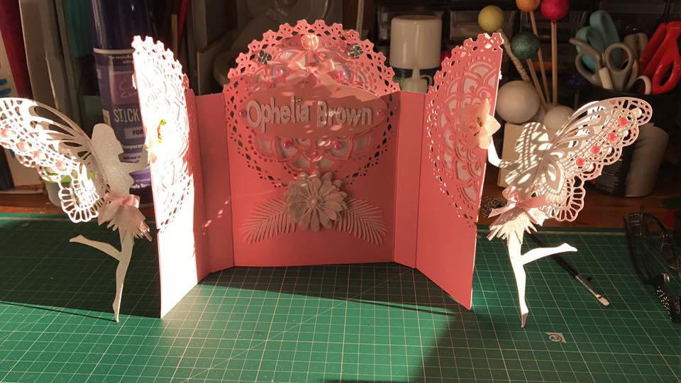 Special Order Fairy Card