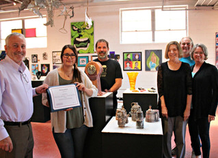 2017 Lubbock Art Association Scholarship