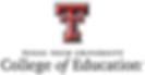 Texas Tech Education Logo.png