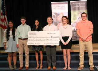 2016 Harrington Scholarship Recipients