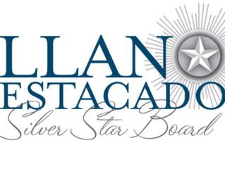 Grant Story: Llano Estacado Silver Star Board