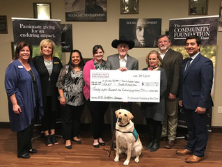 Community Foundation of West Texas Awards Over $38,000 from the Goodfellows Community Campaign Fund