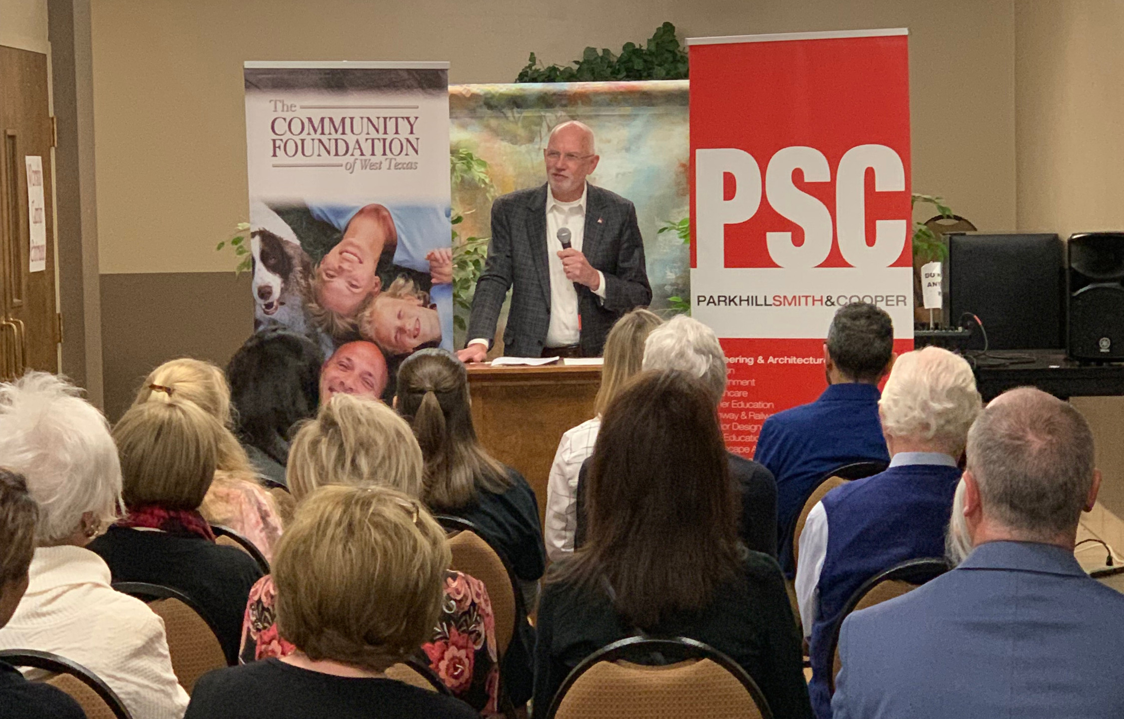 Joe Rapier, PSC President/CEO