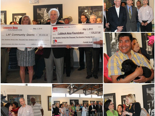 LAF Donates over $316,000 in community grants